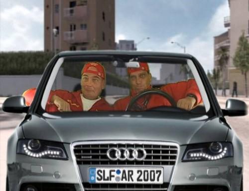 Clip-Star bei Audi