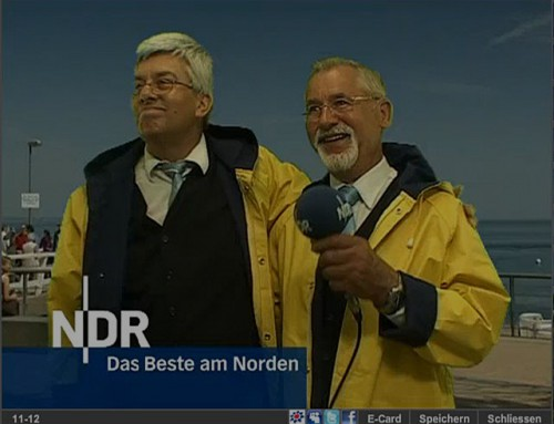 Ideen für Verkaufsförderung von NDR für besondere Werbeveranstaltung