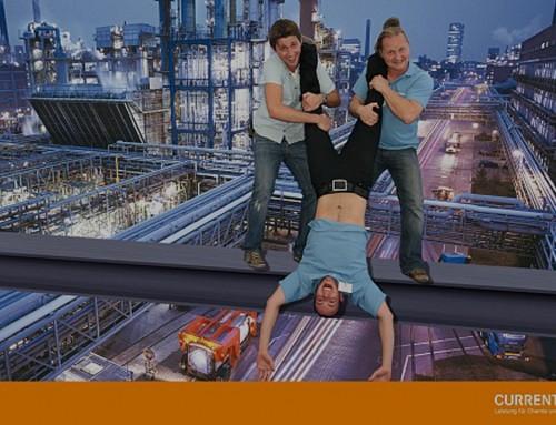 Tolle Firmenevent Ideen: In luftige Höhen mit Blueboxfotografie!