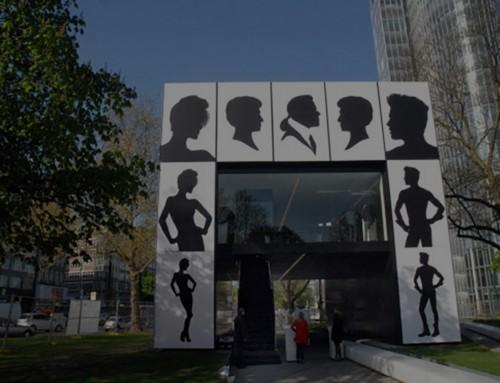 Erfolg Produkteinführung: Karl Lagerfeld inszeniert exklusiven Haar-Tempel für Schwarzkopf