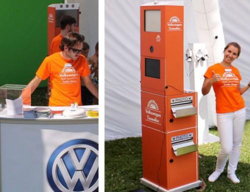 Daumenkino Event Wolfsburg – Volkswagen und FLIP-BOOK Langzeitmiete