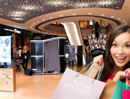 Fotomodule als Shop-Magnet lenken Besucherströme