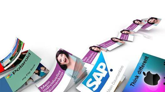"""Daumenkino FLIP-BOOK - Ein """"ALL TIME CLASSIC"""" kommt im digitalen Zeitalter an"""