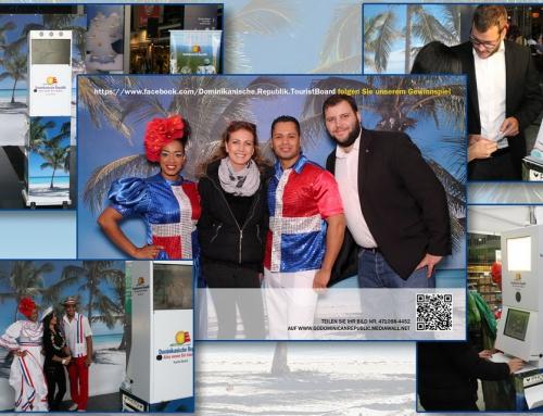Fotobox Event von UTC für die Dominikanische Republik