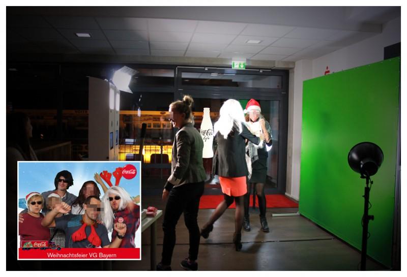 Daumenkino zum Mieten - Coca Cola Weihnachtsfeier Heidenhei
