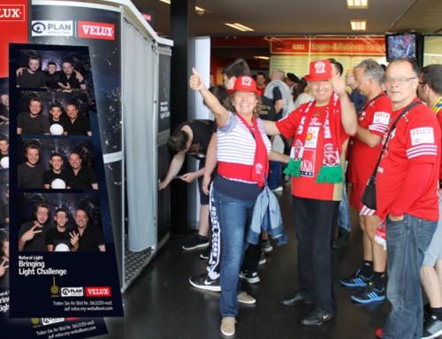 Fotokabine mieten Köln – Handball Final4 Köln & Fotobox