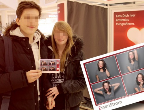 Photobooth mieten Essen – EssenStrom-Event der Stadtwerke Essen