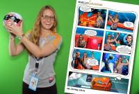 Comic Eventfoto Köln - COMIC SHOOT auf der VELUX EHF FINAL4 Party