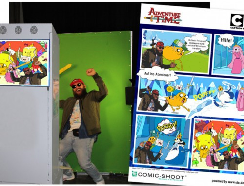 Comic Eventfoto München – Cartoon Network VIP-Familien-Event