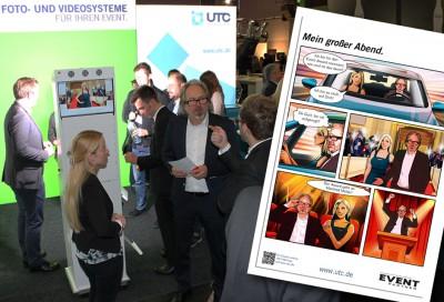 Comic Eventfoto Dortmund - Präsentation COMIC-SHOOT auf BOE 2016