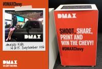Hashtag Printer Köln - WhatsApp Printer für DMAX auf dmexco in Köln