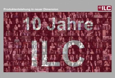 Teambuilding Event Heidelberg - ILC Firmenjubiläum mit Fotomosaik
