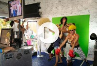 Bluebox Filmevent Schweiz - Swisscom und CLIP-STAR Videoeventmodul