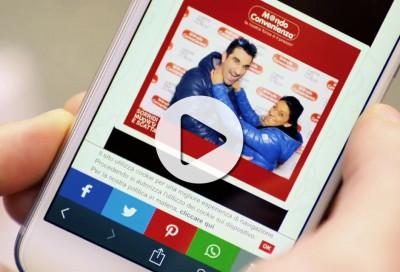 Eventmodul animierte GIFs - Werbebotschaften effizient verbreiten