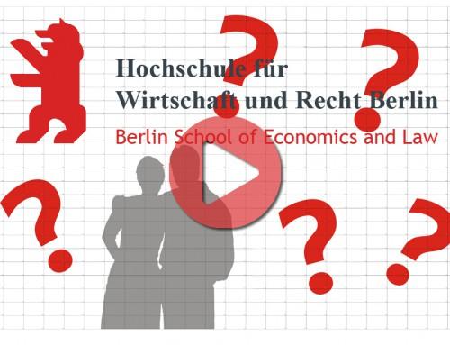 Teambuilding Event Berlin – Fotomosaik für Hochschule für Wirtschaft und Recht
