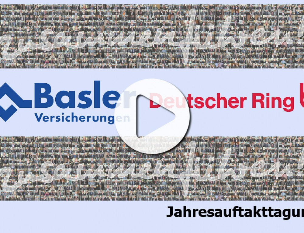 Teambuilding Event Regensburg – Fotomosaik Basler Vers. & Deutscher Ring