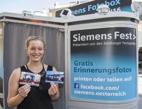 Fotobox mieten Salzburg – Photobooth für Salzburger Festspiele