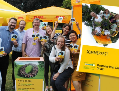 360° Fotoevent Bonn – Deutsche Post-Fest mit Social-Media-Drucker