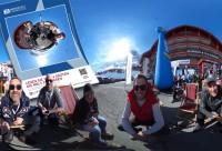 360° Fotomodul Österreich - Little-Planet Hashtag Printer für Get-together
