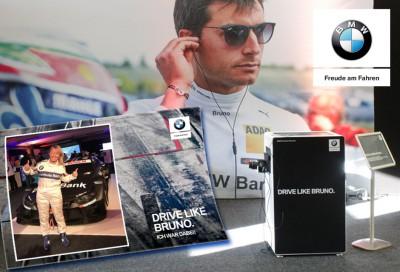 Hashtag Printer Österreich - BMW Fahrertraining und Social Media
