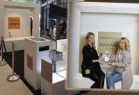Hashtag Printer Düsseldorf - Social-Media-Aktion & Chanel Store Opening