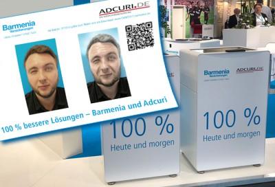 Fotoaktion Aging Dortmund - Alterungssoftware für Barmenia Versicherung