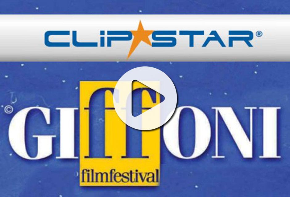 Giffoni-Film-Festival-Clip-Star-Videobox-gemietet-Italien