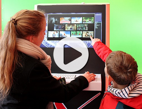 Videobox in Mönchengladbach vermietet