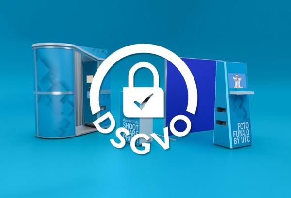 DSGVO Datenschutzverordnung für Foto- und Video-Eventbranche