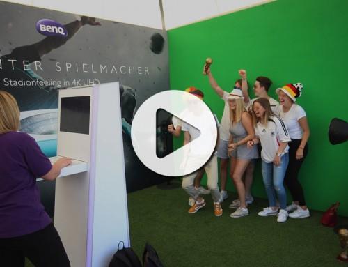 Videobox mieten für Nordsee-Sommerfestival