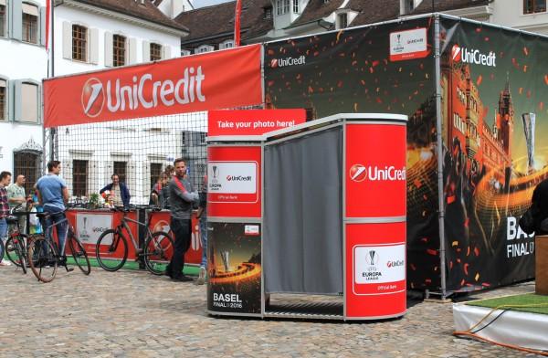 Snap-Box Outdoor Fotobox Fotoautomat