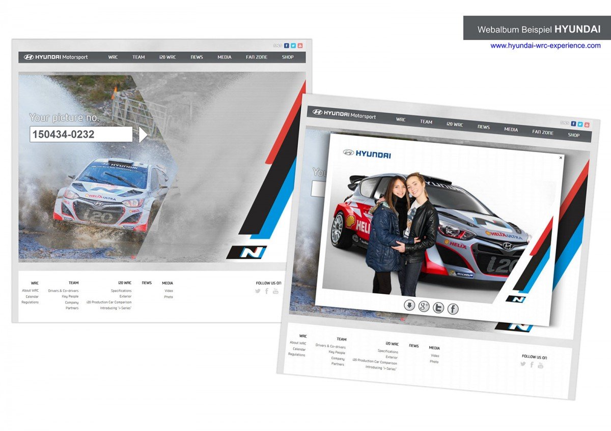 Fotobox Social Media Module