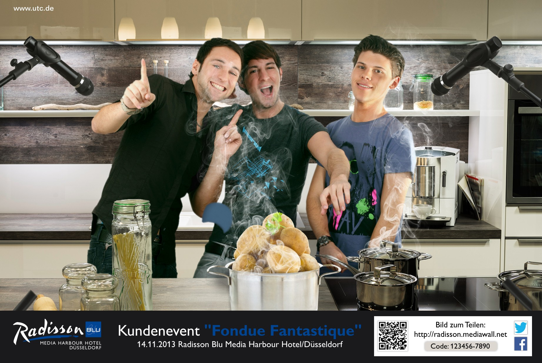 Radisson Blu Fotobox Event
